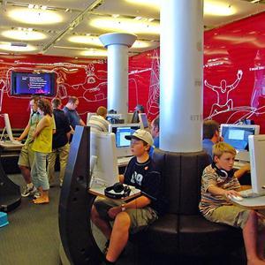 Интернет-кафе Янтиково
