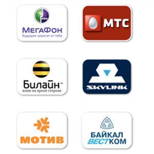 Операторы сотовой связи Янтиково