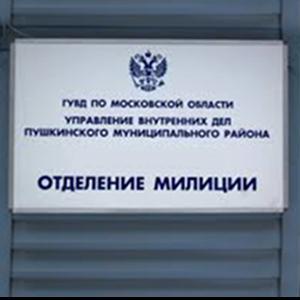 Отделения полиции Янтиково