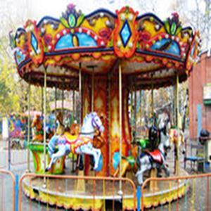 Парки культуры и отдыха Янтиково