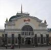 Железнодорожные вокзалы в Янтиково