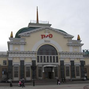 Железнодорожные вокзалы Янтиково
